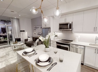 kitchen-living-balcony-50-ann-sales-centre-bolton-ontario-brookfield-residential