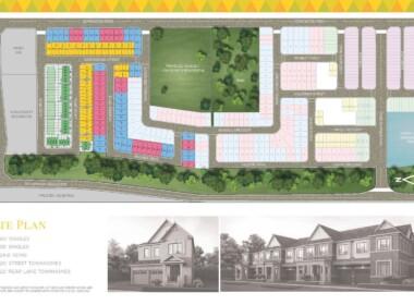 whitby site plan
